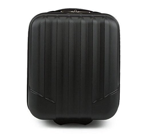 wittchen-reisekoffer-trolley-17-koffer-bordgepack-handgepack-42x32x25-cm-schwarz-25-liter-grosse-kle