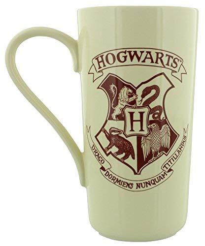 HARRY POTTER MUGLHP01 Tasse de café, Céramique, Beige, 8 cm