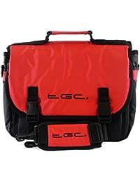 New TGC ® Messenger Case Bag for Samsung Galaxy NotePRO 12.2 Wi-Fi (Crimson Red & Black)