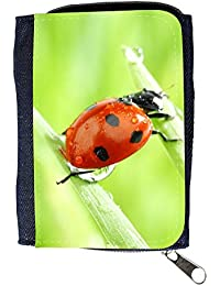 b0c33241cf6f8 Portemonnaie Geldbörse Brieftasche    V00003527 Marienkäfer  käfer~~POS HEADCOMP Makro