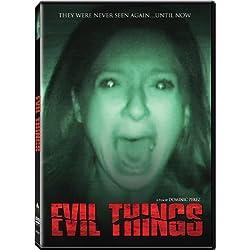 Evil Things by Elyssa Mersdorf
