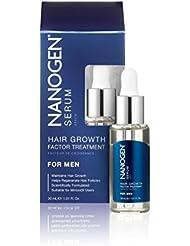 Nanogen Growth Factor Treatment Serum for Men, 1er Pack (1 x 30 ml)