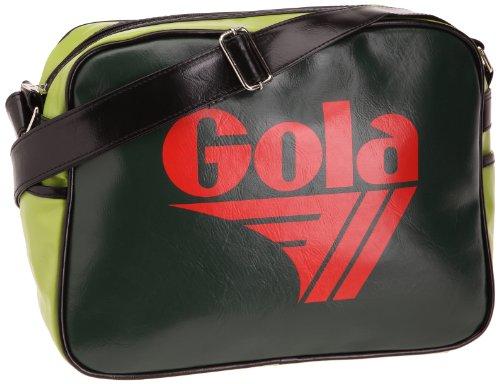 Gola Redford, Sacs portés main Mixte adulte Rosso - Verde - Verde acido - Nero
