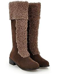 scarpe e Amazon decolte it Marrone borse Scarpe XnZAw
