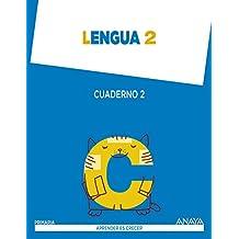 Lengua 2. Cuaderno 2. (Aprender es crecer) - 9788467873979