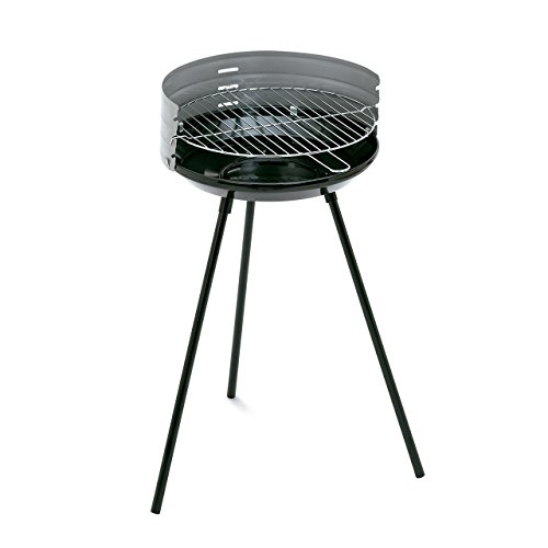 ALGON BARBACOA C-50 POPULAR - Ø 50 CM  ALTURA 66 CM  COLOR NEGRO
