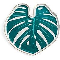 PORCN Monstera-Schale aus Keramik im europäischen Stil zur Einrichtung von Dekorationsplatten. Personalisierte Obstteller-Inneneinrichtung.