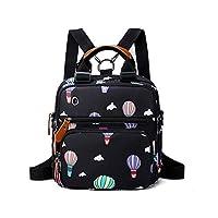 RFSAZ Backpack Large Capacity Bag Nappy Backpack Mom Baby Multi Function Waterproof Backpack Outdoor Travel Diaper Bags for Baby