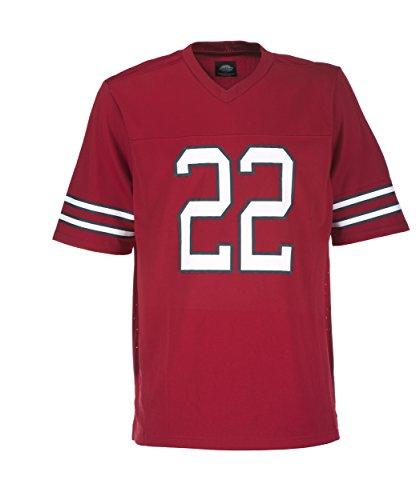 Dickies North Fork, T-Shirt Uomo, Rot (English Red ER), Medium