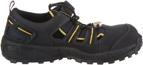 BAAK Sports light 7211, Sandali da outdoor Unisex adulto Blu (blau/gelb)