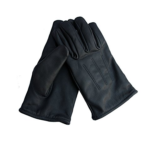 KEVLAR Handschuhe LEDER schnitthemmend schnittfest Aramid Polizei Security L