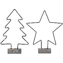 Katalog Weihnachtsdeko.Weihnachtsdeko Modern Suchergebnis Auf Amazon De Für