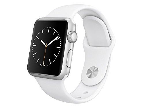 Apple MJ2T2FD/A Watch Sport Armband 38mm weiß