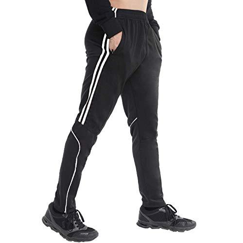 Reset Mens Fleece Joggers Sweatpants Elastic Waist Zipper Pockets Gray 2x-large Fragrant Aroma Activewear Bottoms