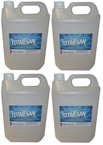 total-san-4-x-5-litros-ligeramente-perfumado-potente-fuerza-industrial-multiusos-cocina-limpiador-de