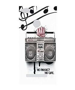 Techno Gadgets Back Cover for Micromax Canvas Unite 4 Pro Q465