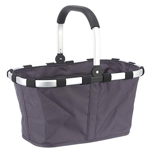 Reisenthel carrybag Koffer, 48 cm,22L, Graphite