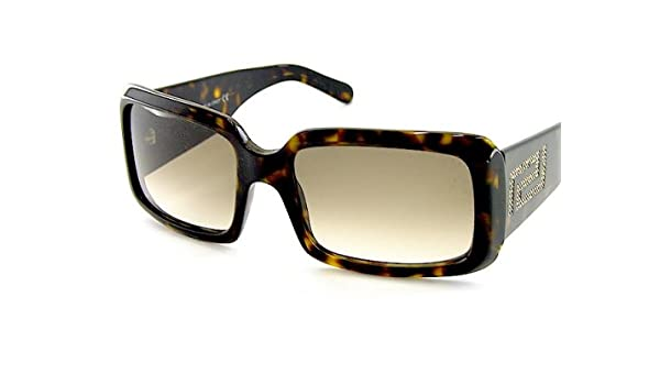 e26305baf3a6 New Authentic Versace Sunglasses 4101-B 4101B 108 13 Tortoise Frame Size  55 -17-130 Soft Brown Lens  Amazon.co.uk  Clothing