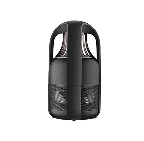 Nola Sang LED lumière ultraviolet bug zapper aspiration Accueil insecte piège pas de radiation mouche répulsif bug Catcher ravageur , black
