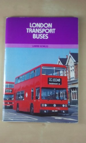 London Transport Buses ( 1981 5th Edition )