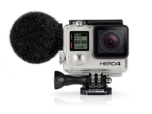 Sennheiser MKE 2 Elements Action-Mikro für GoPro HERO 4 schwarz