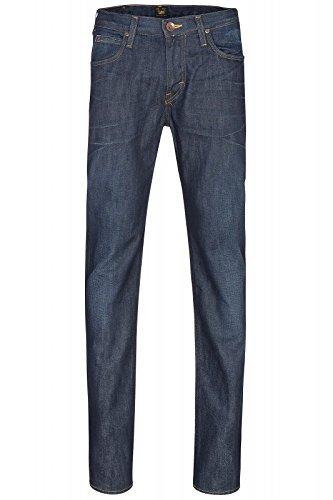 Lee Arvin regolari Uomini conici jeans blu L732QBPB, Size:W30/L34