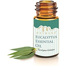 Mesmara 100% Pure Natural and Undiluted Eucalyptus Essential Oil, 30ml