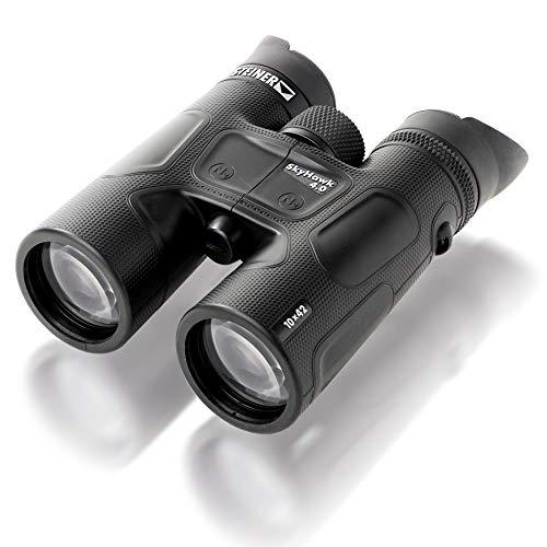 Steiner SkyHawk 4.0 Fernglas 10x42 - scharf, robust, ergonomisch, wasserdicht, ideal für detaillierte Natur- und Tierbeobachtung