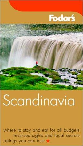 Scandinavia (Gold Guides)