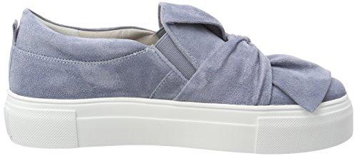 Kennel und Schmenger Damen Big Slip on Sneaker, Blau (Cielo Sohle Weiß), 38 EU