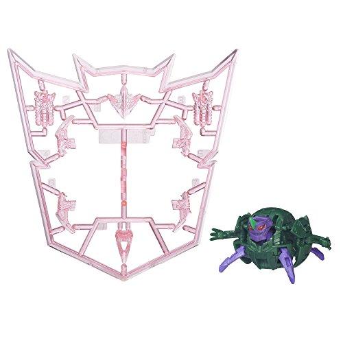 Transformers Minifiguren (Transformers : Robots In Disguise – Mini-Con – Cyclone Decepticon – Mini-Figur 5 cm)