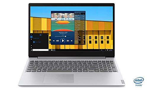 Lenovo S145-15IWL - Ordenador portátil 15.6' FullHD (Intel Core i5-8265U, 8GB de RAM, 512GB SSD, Windows 10) Gris- Teclado QWERTY español