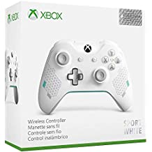 Xbox One: Wireless Controller - White Sport Special Edition