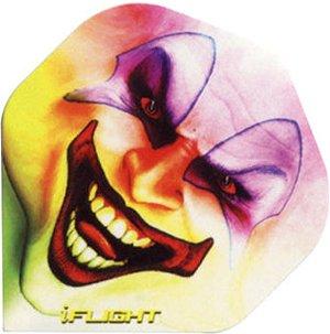 strong-iflight-dart-flights-assorted-designs-pack-of-3-boser-clown