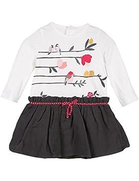 Catimini Baby-Mädchen Kleid Robe Bi-Matiere