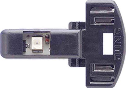 Preisvergleich Produktbild Jung 90-LEDRT LED-Leuchte,  rot,  110-250 V,  1, 1 mA