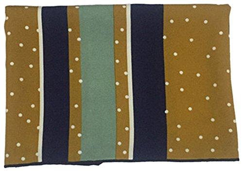 Emballage Décoratif En Écharpe Carrée Imprimée Pour Femme Dames 70 Cm * 70cm, Modèle # 21 #1