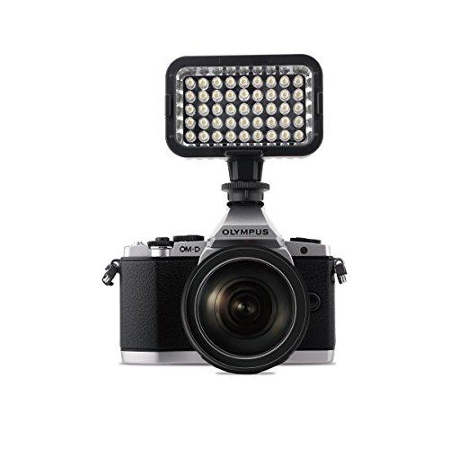 MEIKE-MK-045-Mini-LED-light-5400K-High-Power-Panel-Video-Lighting-for-Digital-Camera-Camcorder-fit-Canon-Nikon-Sony-Pentax-Panasonic-Olympus-DSLR-and-Mirrorless-Cameras