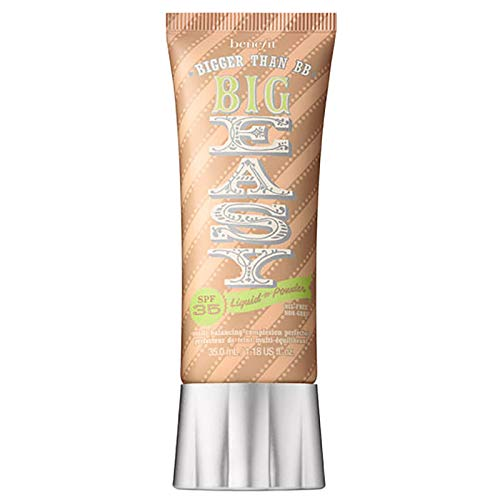 3 Light Medium Base (BENEFIT BASE DE MAQUILLAJE BIG EASY 35 ML 03 LIGHT MEDIUM)
