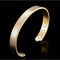 Magnetisches Armband mit reinem Kupfermagneten - Modell Irisa 2 preisvergleich bei billige-tabletten.eu