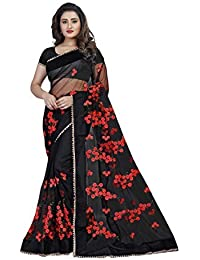 4c36add68e Net Women's Sarees: Buy Net Women's Sarees online at best prices in ...