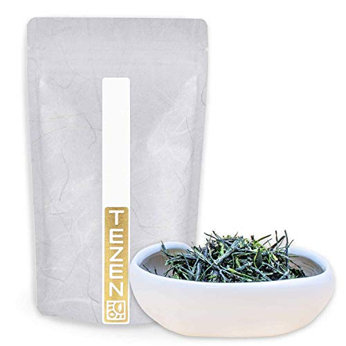 Kabuse Sencha: Grüner Sencha Tee aus Japan   Hochwertiger Japanischer Sencha Tee aus Frühjahrs Ernte   Premium Sencha Qualität 50g