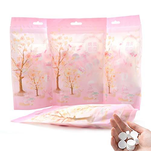 Reton 200pcs mini portatile monouso compressa asciugamani cotone per viaggi/Home/attività all aperto/salone di bellezza
