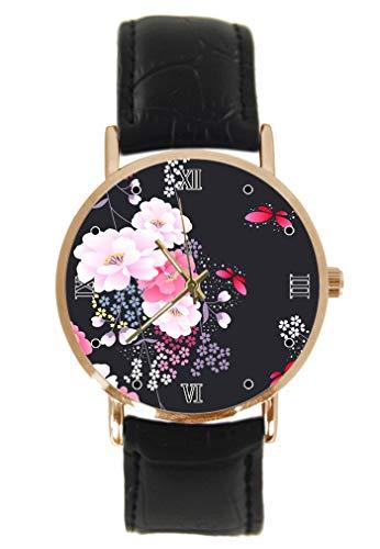 Reloj Pulsera Kimono Tradicional japonés diseño