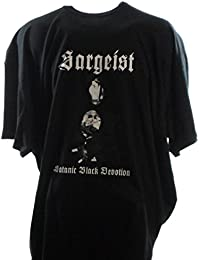 Sargeist - Satanic Black Devotion Damen Girlie Shirt Gr. L