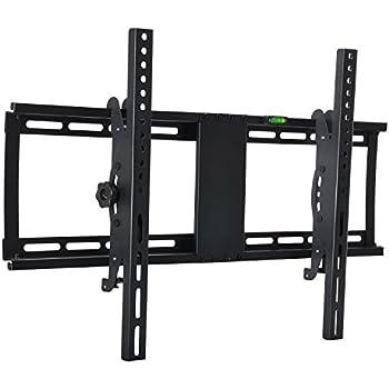 bps tilt tv wall mount tv bracket for inch lg samsung sony hisense