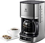 Electrolux Kaffebryggare Serie 7000, Modell EKF7700, Kaffemaskin med Timer, Automatisk Avstängning, 1080 W, Gl