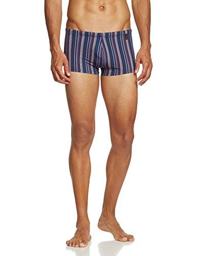 HOM Herren Badeshorts Cap Corse Swim Shorts 01 Blau (NAVY 00RA)