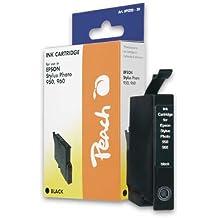 Peach PI200-39 - Cartucho de tinta para Epson T0331, color negro