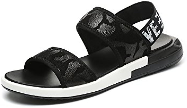 YQQ Chaussures  s Respirantes Chaussures YQQ pour Hommes Chaussures De Voyage Été Chaussures De Plage Usure Extérieure...B07DXVJSD7Parent bcbd86